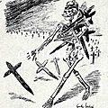 Distribution de croix de fer