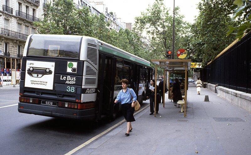 1991-07-20 - Bd Saint-Michel - Assa