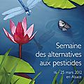 Une alternative aux pesticides !