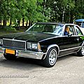 Chevrolet malibu classic 2door coupé de 1979 (Retro Meus Auto Madine 2012) 01