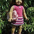 Madison - poupée American Girl - 50 cm