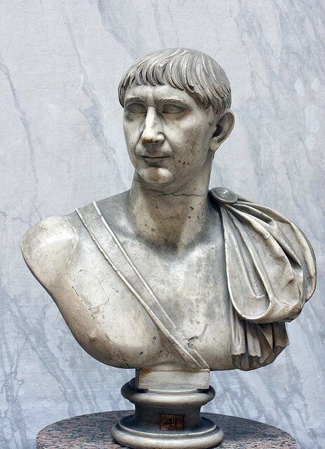 Portrait-Trajan