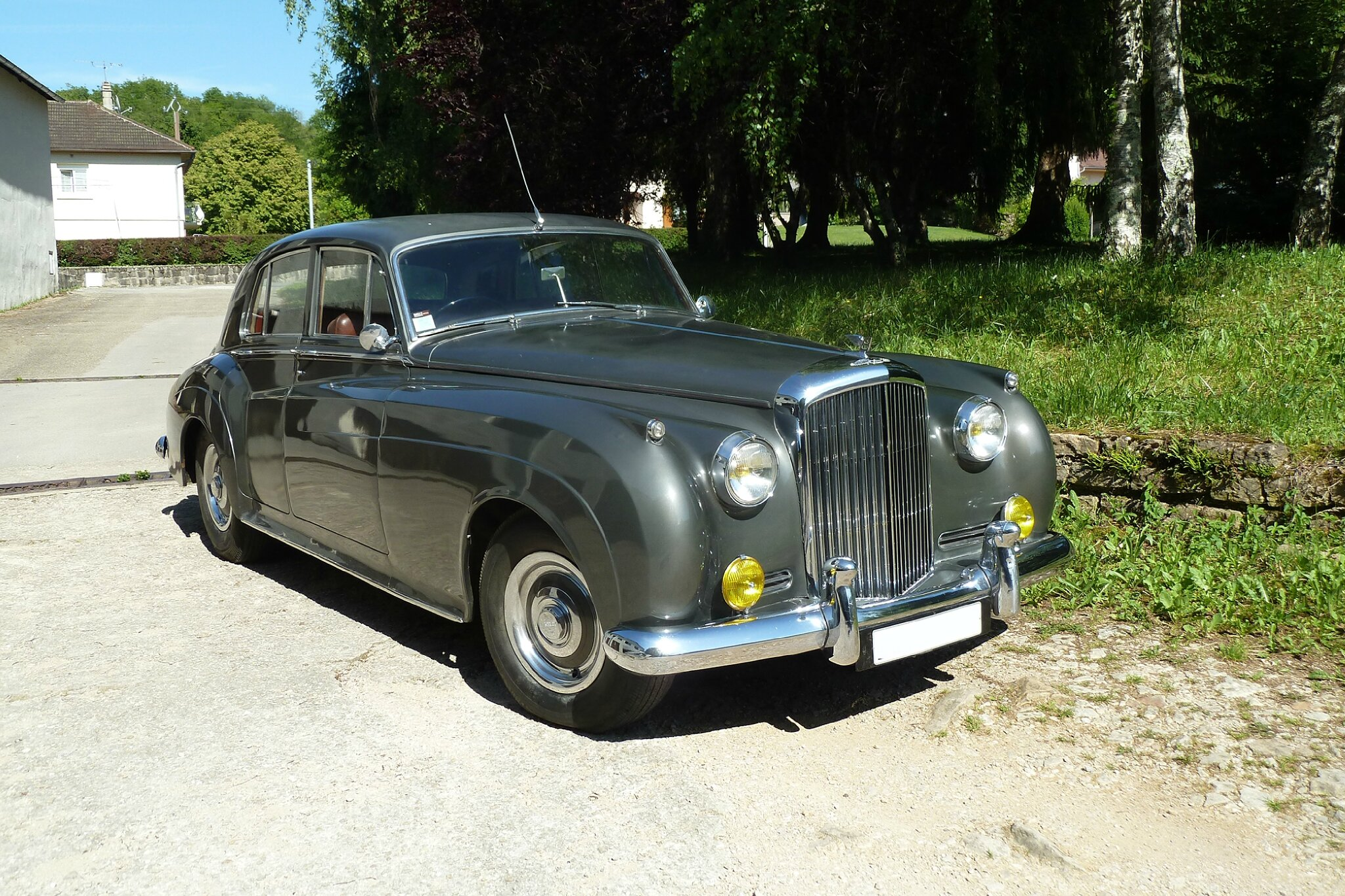 1956 Bentley S1 RHD