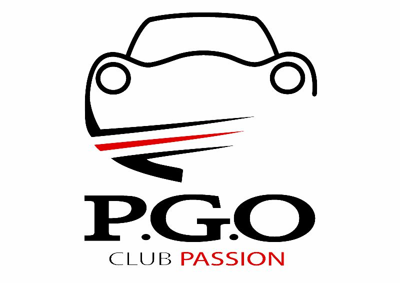 Logo club p g o next in - Dessin voiture stylisee ...