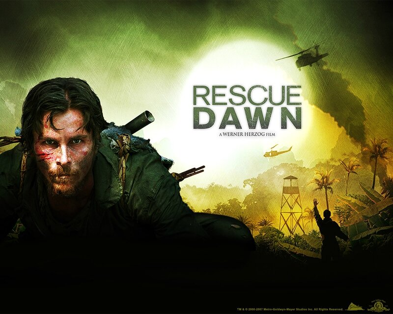 RESCUE DAWN Film