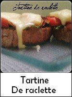 index tartine raclette weight watchers