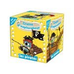 Graine d'explorateur Pirates