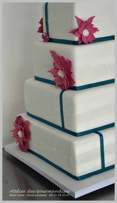 wedding cake 31 aout 13