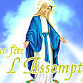 Let's celebrate - assomption