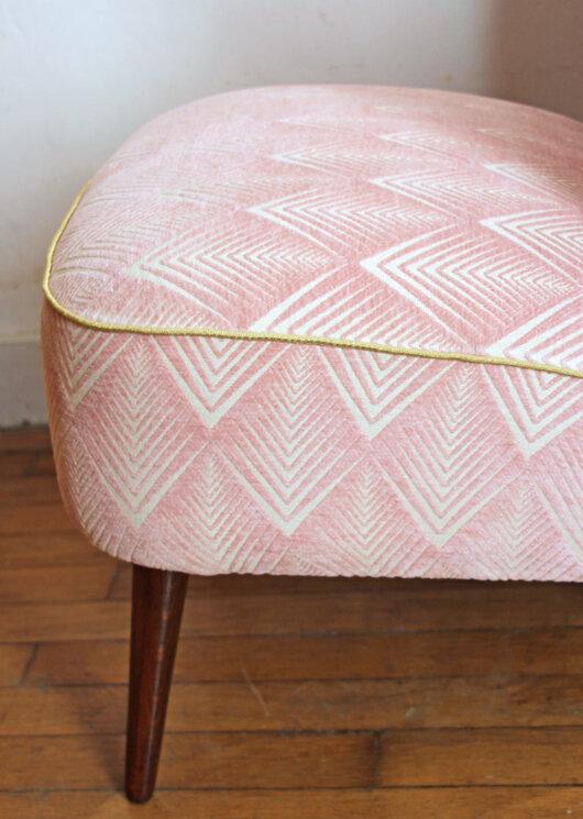 fauteuil-cocktail-motif-art-deco-rose-detail