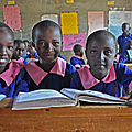 Près d'un million de livres distribués dans le monde par book aid international