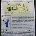 Schéma d'une Villa Gallo-Romaine