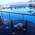 grece lefkas terrasse de l'adriatica atmosphere décontractée