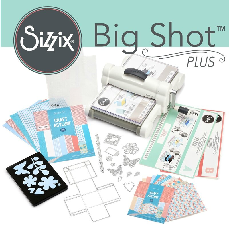 big shot plus kit