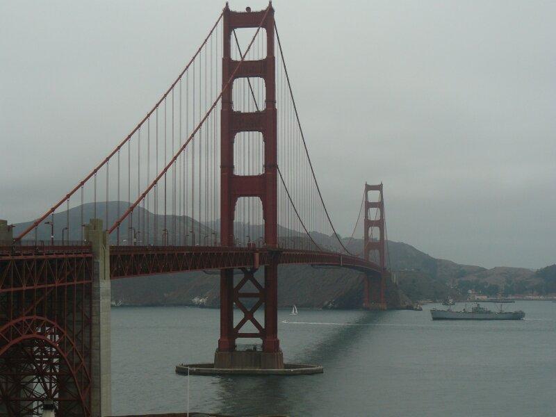San Francisco : Golden Gate Bridge