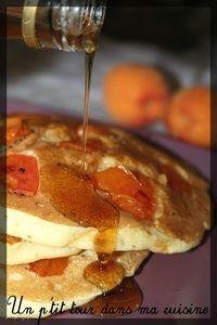 Pancakes_abricots