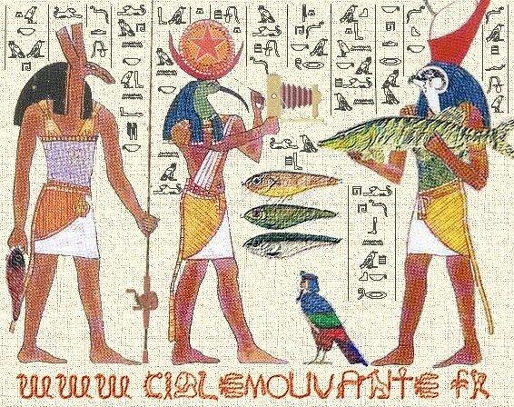 Hieroglyphe