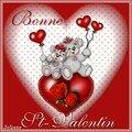 CHALLENGE n°4 : La Saint Valentin