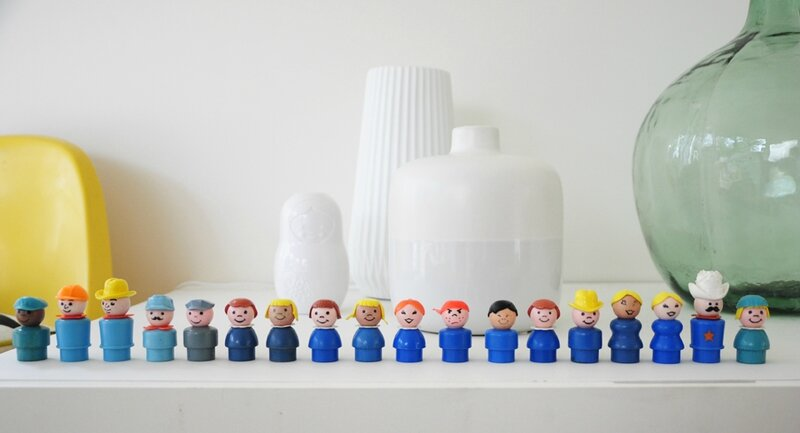 little people vintage