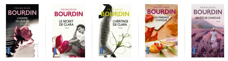 FRANCOISE BOURDIN - POCKET - LIBRAIRIE PASSERELLES VIENNE (ISERE)