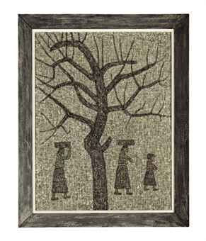 park_sookeun_tree_and_three_figures_1962_d5595829h