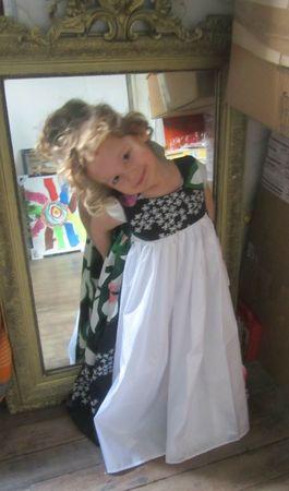 M robe trois ans