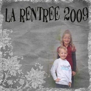 rentree2009