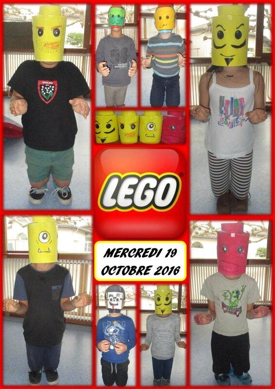 Plaquette Têtes LEGO 19-10-2016