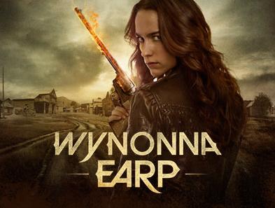 Wynnona Earp affiche