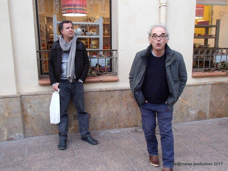 Balade dans le vieux Perpignan