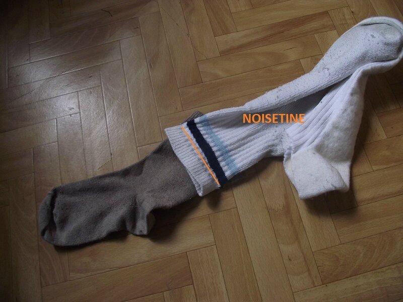 chaussons etape 5