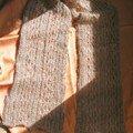 Mist Lace scarf de Lysa Dykstra