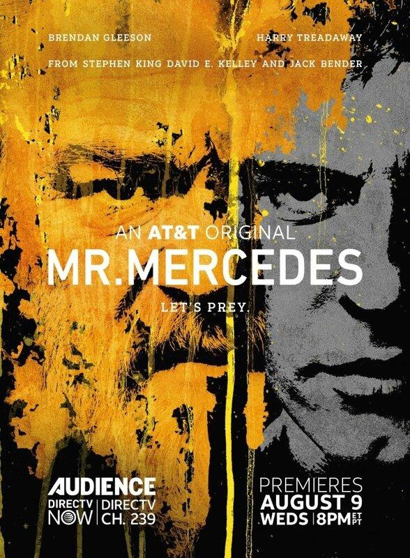 Affiche Mr Mercedes
