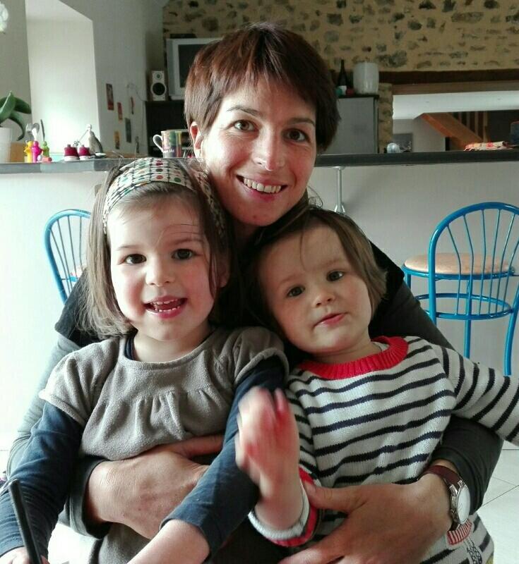 Charlotte, Axelle et Camille, samedi 19 septembre