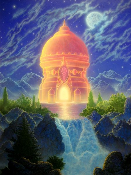 temple de guérison