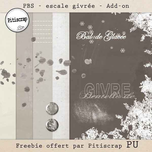 PBS-escale givrée-Pitiscrap-add on-preview