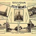 Wasmes - cartes postales anciennes