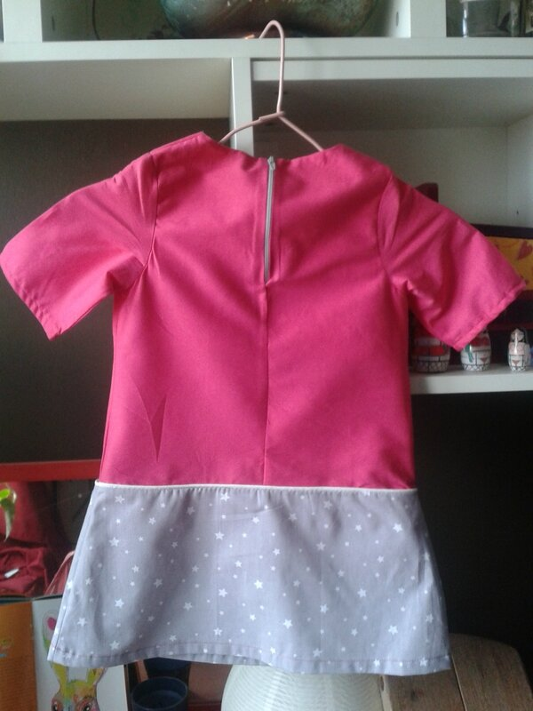 Louisa Dress Compagnie M - 3ans (3)