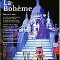 La bohême : puccini opéra de marseille 10 janvier 2012