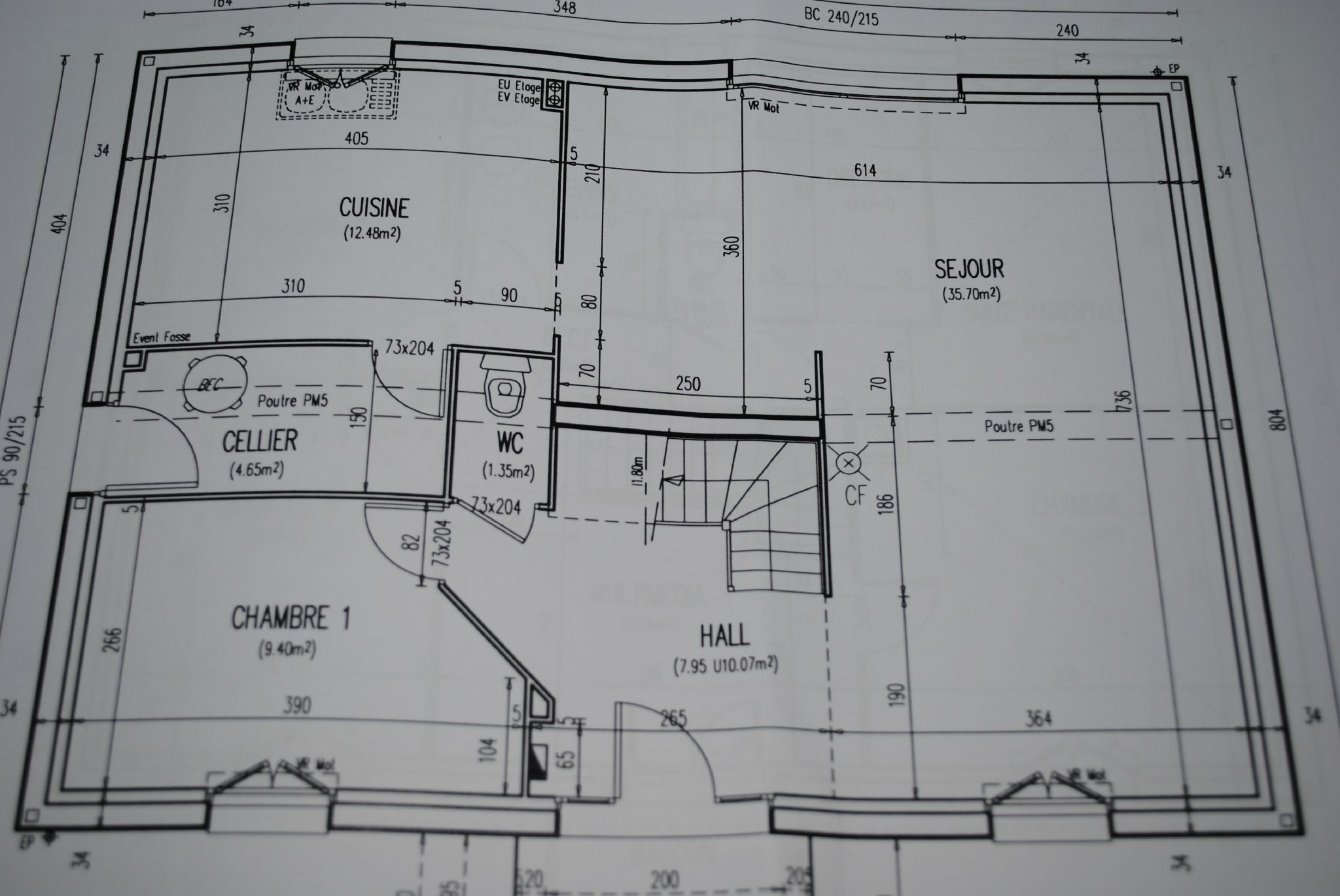 Les plans retravaill s par mon homme r cit de la for Mon plan de maison parfait