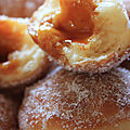 Boules de berlin fourrees au caramel beurre sale de christophe adam