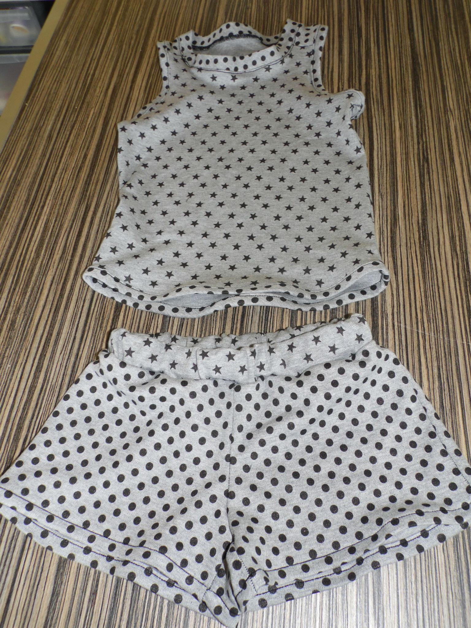 Préférence pyjama d'été - Façon Maïe RA85