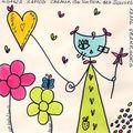 Mailart pour Lilibulle003