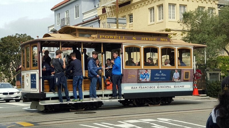 6 cable car