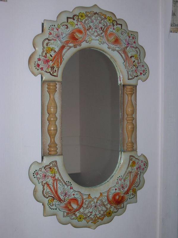 miroir d'Iran