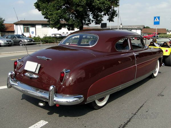hudson commodore club coupe 1948 1949 4
