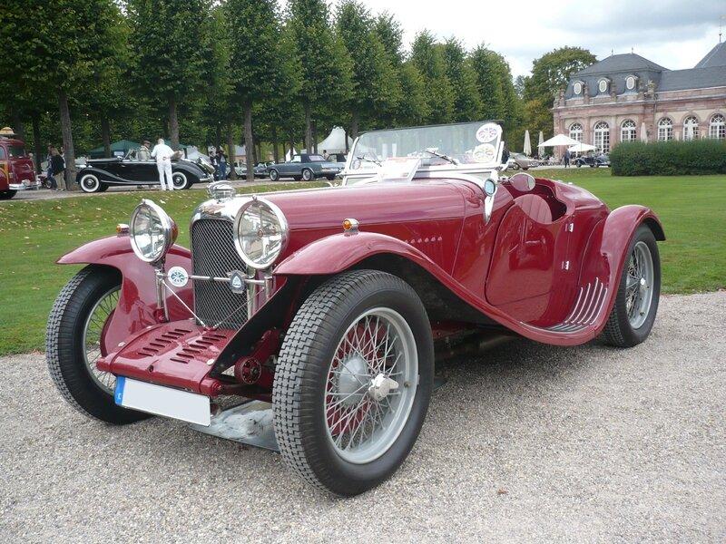 LAGONDA Rapier Sport Tourer 1934 Schwetzingen (1)