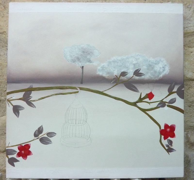Mary trityque florence melocco cours de peintures for Peintures decoratives