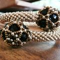 Bracelet bead and button 3