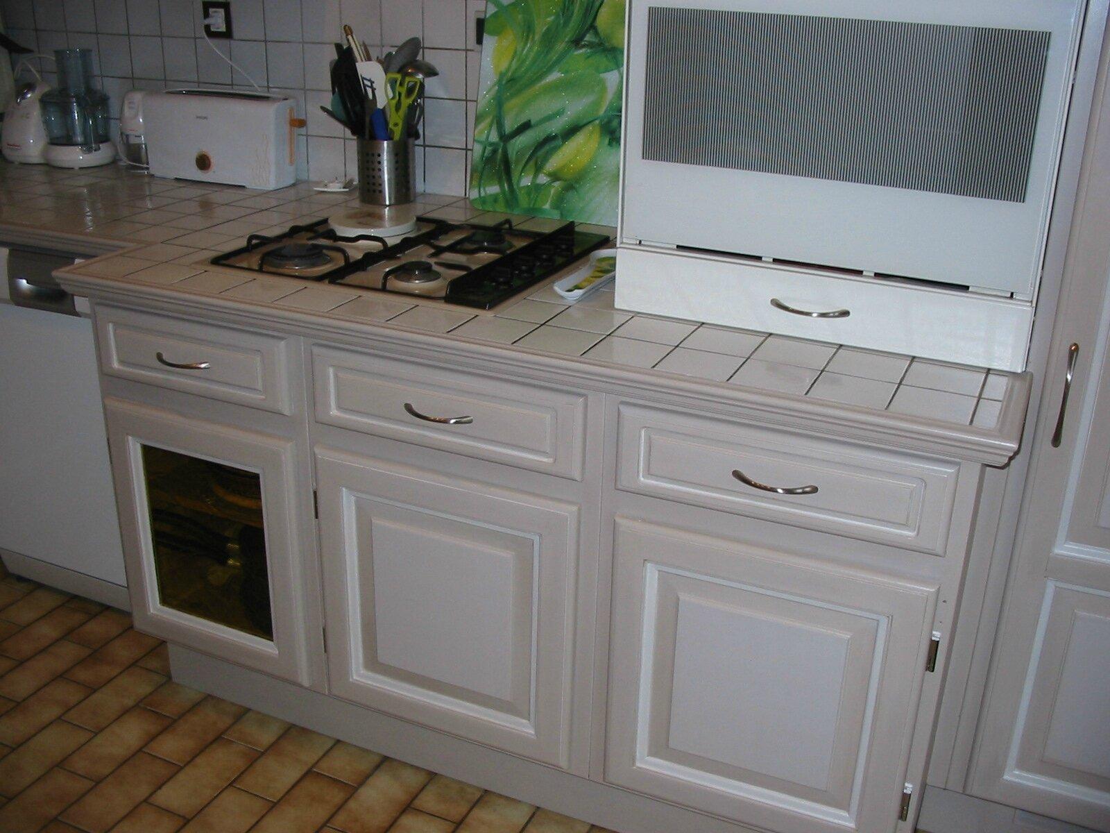 Relooking cuisine album photos tendance peinture et patine for Relooking de cuisine